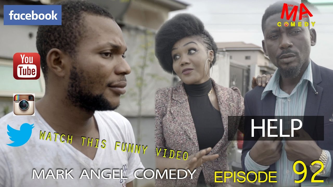 HELP (Mark Angel Comedy) (Episode 92)