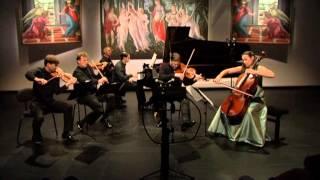 Atrium Quartet & Nikita Mndoyants : Dimitri Shostakovich  Piano Quintet g-minor Op. 57