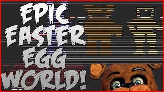 epic mini game easter egg world the mangle moves five nights at freddy s 2