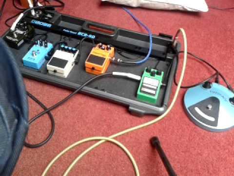 Pedalboard Demo - Eric Johnson Sounds