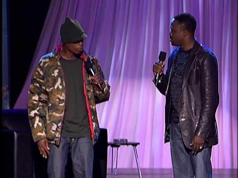 Chappelle's Show - Wayne Brady & Tyrone Biggums's Fear Factor