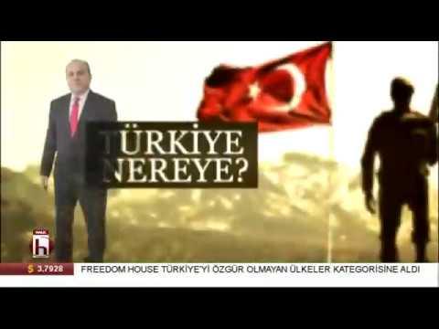 Afrin harekatı hazırlığı... Türkiye Nereye 16 Ocak 2018 / Zeynep Gürcanlı - Dursun Çiçek -2-