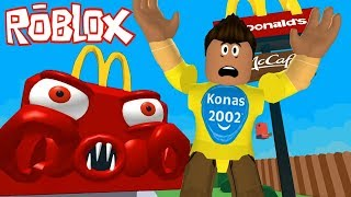 Roblox Escape Mcdonalds Happy Meal Monster Obby ! || Roblox Gameplay || Konas2002