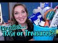Empties ~Trash or Treasures