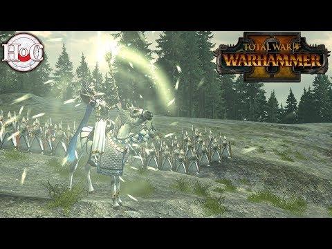 Elite Infantry Builds - Total War Warhammer 2 - Online Battle 157