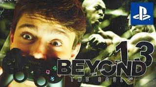 Beyond: Two Souls #13 - ULICZNE WALKI