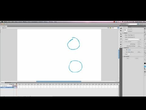 The Difference Between Frame-by-Frame Animation & a Motion Tween ...