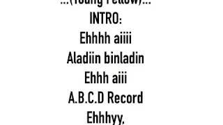 Aladiin binladen young fellow lyrics