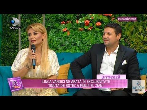 Teo Show (12.10.2017) - Nicu Paleru si Emilia Ghinescu, 20 de ani de cariera! Partea IV