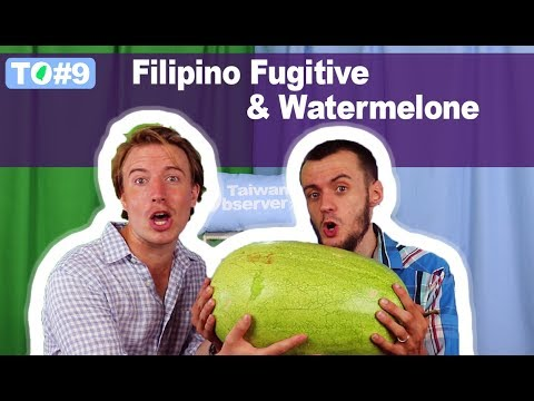 Filipino Fugitive, Watermelones, Cryptocurrency, & vigilante justice
