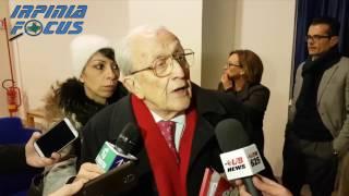 Referendum, Imposimato ad Avellino: