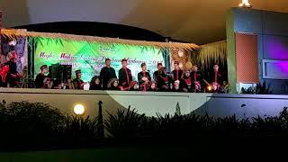 ISAI INDUAI -  Persembahan dari persatuan kadayan limbang - November 6, 2017