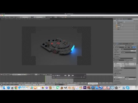 Lego Blender CGI Tutorials #2 Animation + Texturing/Material Objects