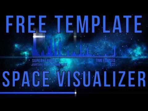 space audio visualizer free ae visualizer velosofy. Black Bedroom Furniture Sets. Home Design Ideas