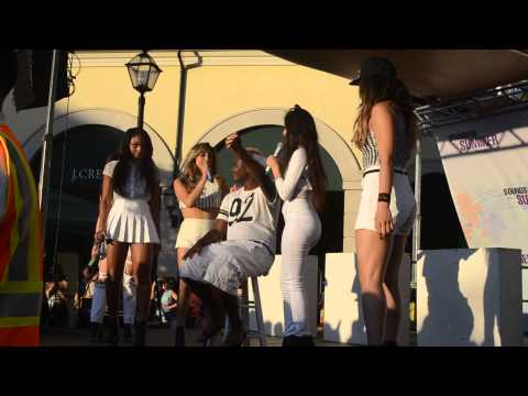 Fifth Harmony All Of Me (Cover) Tanger Outlets Deer Park NY