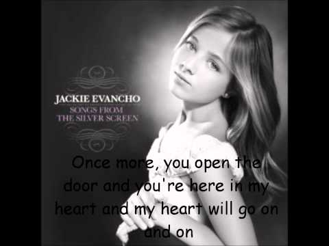 Jackie Evancho - my heart will go on