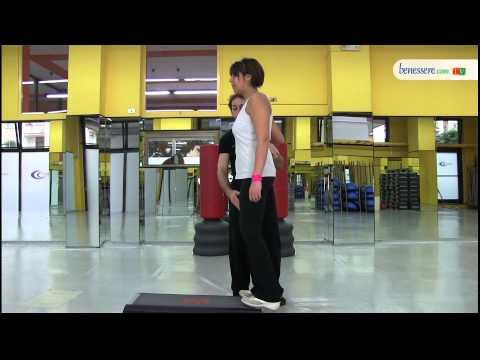 Fitness, gli esercizi di Benessere.com: i polpacci