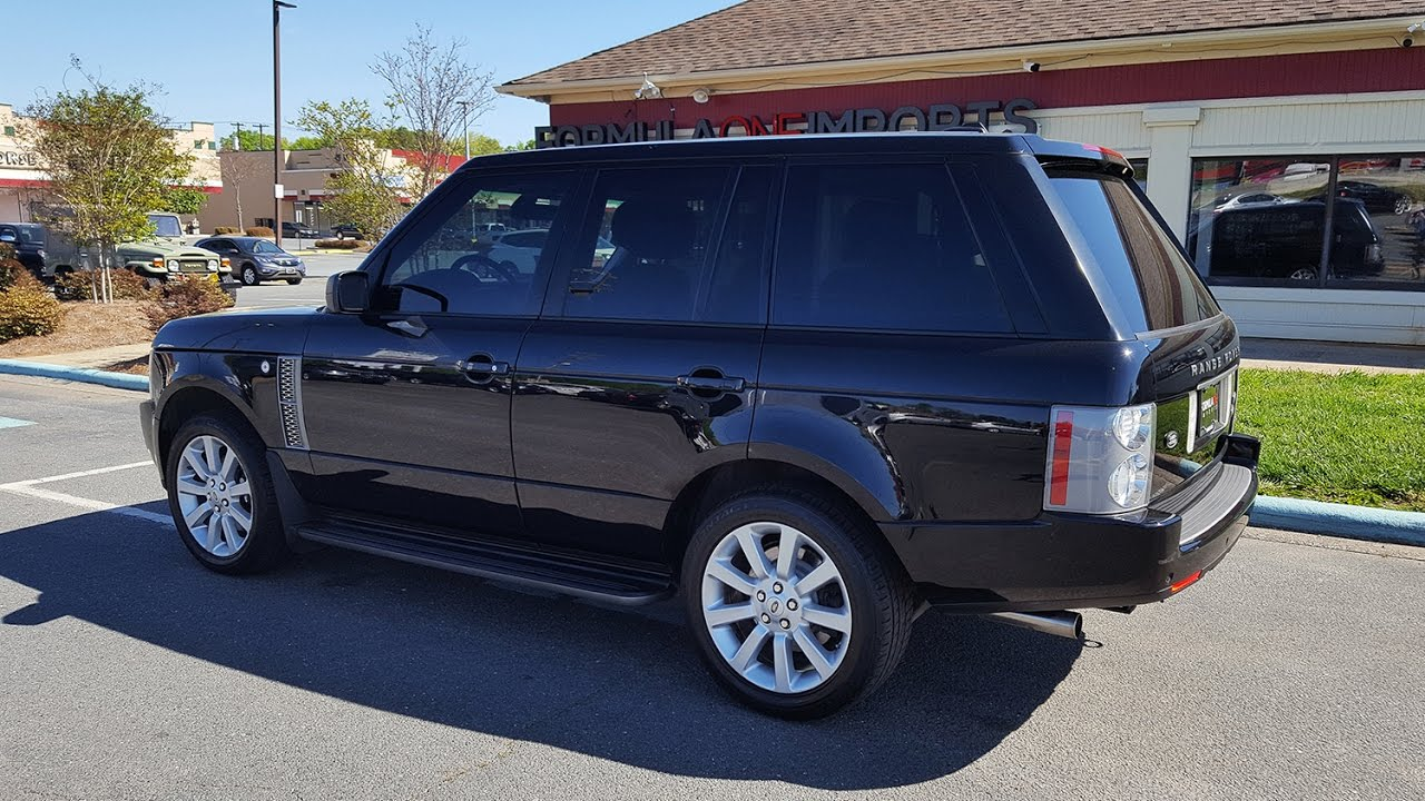 2006 range rover westminster for sale formula one. Black Bedroom Furniture Sets. Home Design Ideas