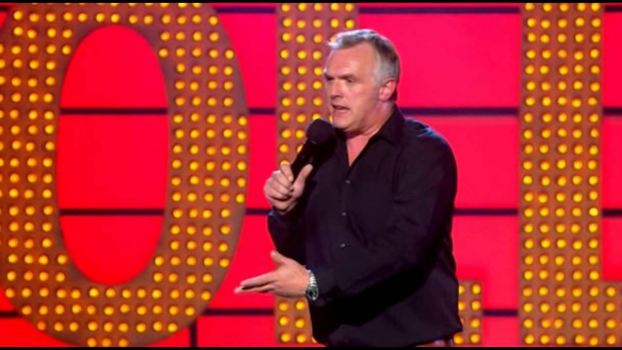Greg Davies Live At The Apollo