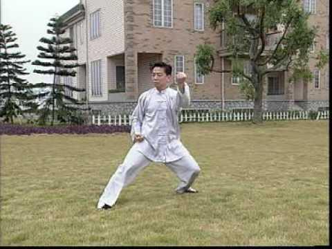Chen Taichi 56 Competition Routine; ?????????56