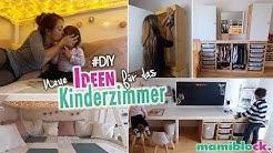 Neue DIY Ideen 👉🏻 Kinderzimmer 🎨🤹🏻♀️  Roomtour   Ikea Hacks   mamiblock