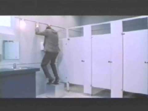 Mr Bean - Toilet