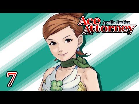 LOVE IS BLIND - Let's Play - Apollo Justice: Ace Attorney - 7 - Walkthrough Playthrough