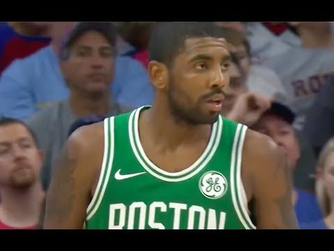 How Do The Celtics Look With Kyrie Irving? - NBA GameTime