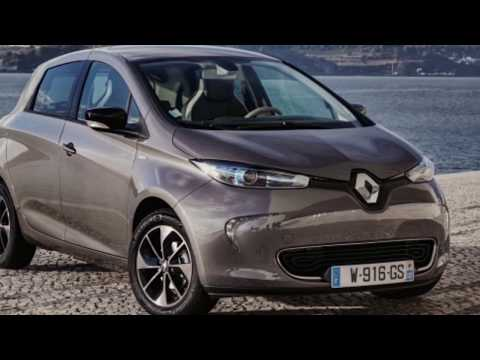 WOW!! 2017 Renault Zoe Ze 40 The Best Electric Car