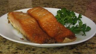 Maple Salmon - Lynns Recipes