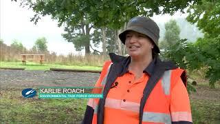 Working for Victoria Moorabool Reservoir enhanced fishing access full version