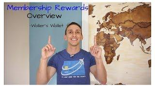 Membership Rewards Overview- Waller