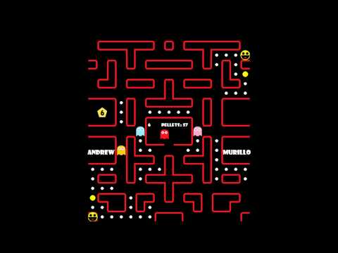 Whacky Wit Pac Man Board Game PC Version