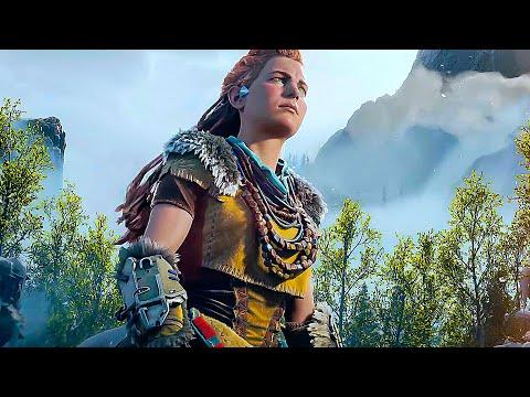 Horizon Forbidden West – Extended Trailer PS5 (2020) 60fps