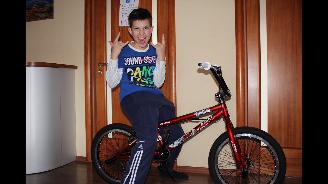 Собрать велосипед дешево или бесплатно\донор - YouTube