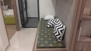 Căn hộ mẫu 2 phòng ngủ, 1 wc dự án Vinhomes Ocean Park Gia Lâm