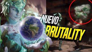 🤬ME INSULTA AL VER EL NUEVO BRUTALITY DE CETRION - Mortal Kombat 11