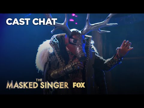 You Won't Believe Who's Under The Deer Mask! | Season 1 Ep. 3 | THE MASKED SINGER Mp3