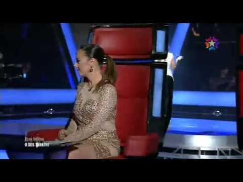Ayda Mehtap Oduncu   Vazgeçtim performansı izle, O Ses Türkiye 2  bölüm izle, 23 Eylül 2013 Pazartes