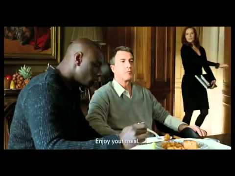 The Intouchables / Intouchables (2011) - Trailer