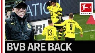 Kagawa and Sokratis help Stöger to maiden Dortmund win
