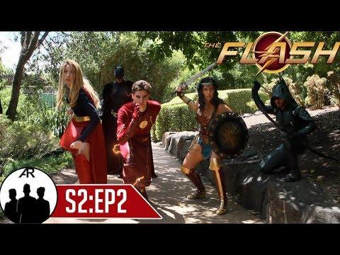 The Flash - S02 Episode 2 - Justice League (Fan Series)