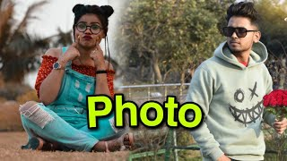 Photo Song - Luka chuppi | Main Dekhu Teri Photo | Cute Love Story | king queen