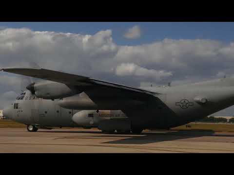 Puerto Rico Air National Guard C-130 Pilot Shares His Thoughts