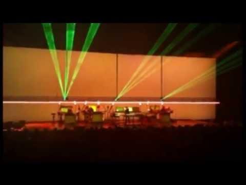 Jean Michel Jarre - Rendez-Vous 4 bis/encore (In Doors Pau 11/12/2010)
