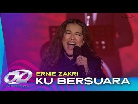 Ku Bersuara - Ernie Zakri | #AJL34