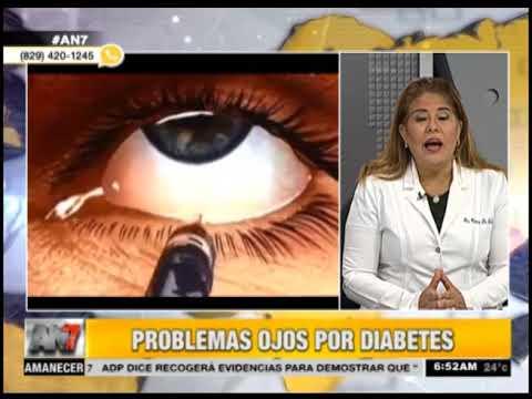 síntomas de diabetes ardor en los ojos