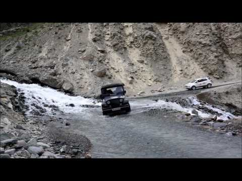 Leh Ladakh Roads!!Ladakh Adventure in Motion!! Compilation of Ladakh Terrain!! Mahindra Thar Drive!!