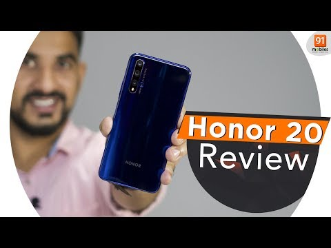Honor 20 Hindi Review: Should you buy it in India?Hindi हिन्दी