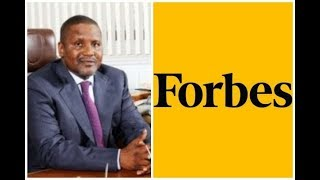 2019 list of richest men in Africa  - Forbes